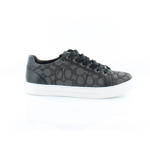 Fashion Sneakers Smoke Coal Black