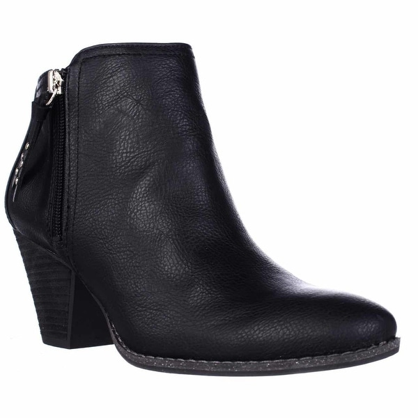 Dr. Scholl's Casey Ankle Boots, Black