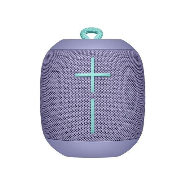 Logitech - Logitech Ultimate Ears Ue Wonderboom-Lilac