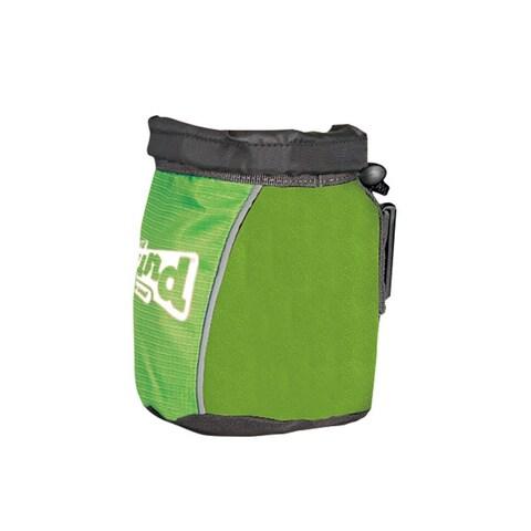 """Outward Hound Dog Treat N Ball Bag Green 7"""" x 6"""" x 1"""""""