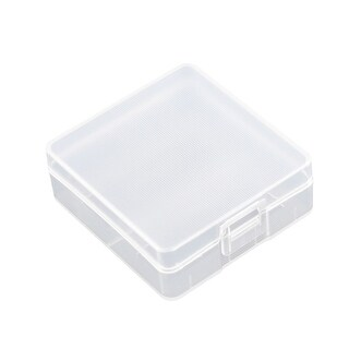Soshine Battery Case Box Holder Storage Container for 2 x 9V Cells Batteries