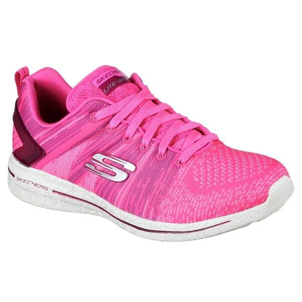 Skechers 12651 HPK Women's BURST 2.0 Sneaker
