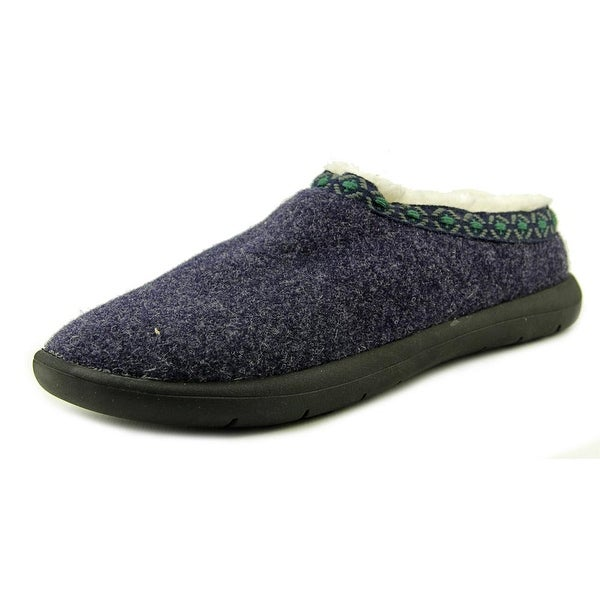 Tempur-Pedic Subarctic Women Round Toe Canvas Slipper