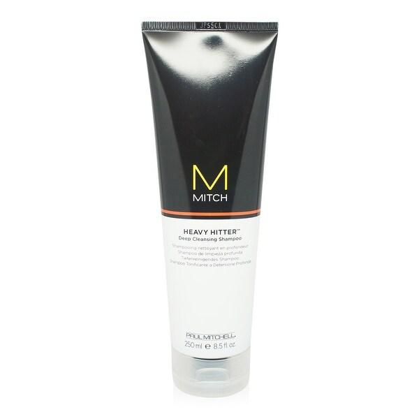 Paul Mitchell Mitch Heavy Hitter Deep Cleansing Shampoo 8.5 Oz