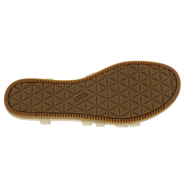 Shop Teva Womens Avalina Gladiator Sandals Leather Crossover