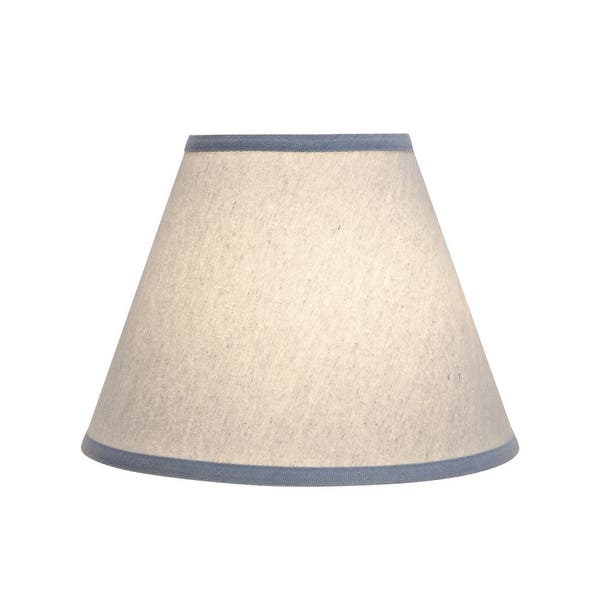 6 x 12 x 9 Aspen Creative 32030 Transitional Hardback Empire Shape Spider Construction Lamp Shade in Ivory 12 wide 6 x 12 x 9 12 wide