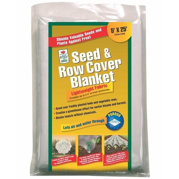 Easy Gardener 40151 Plant Protection Blanket, 5u0026#x27; ...
