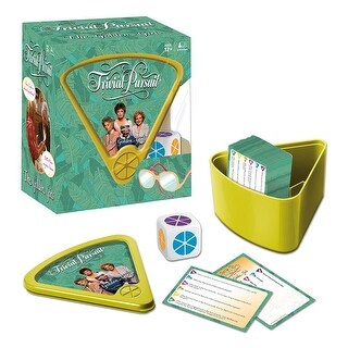 Trivial Pursuit: The Golden Girls - multi