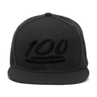Keep it 100 Adjustable Snapback Hat