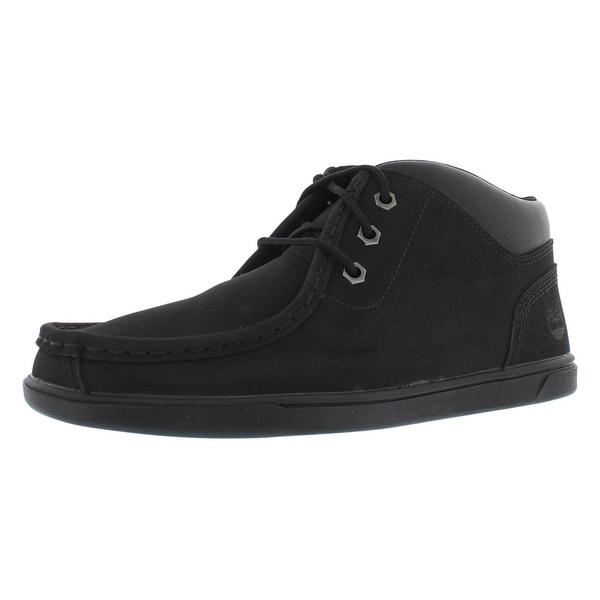 Shop Timberland Groveton Moc Toe Boots Boys Gradeschool Shoes