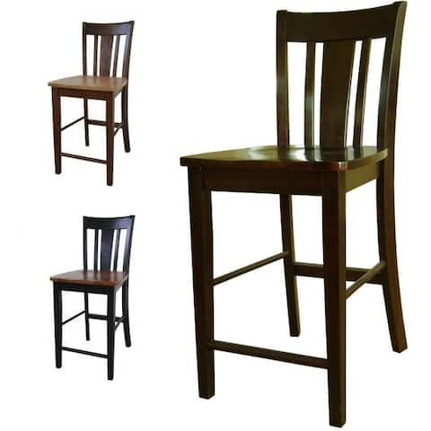 Copper Grove Wistman 24 Inch Counter-height Stool