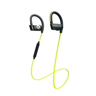 Jabra Sport Pace Wireless Bluetooth Earbuds - Yellow - (U.S. Retail Packaging)