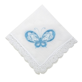 Fairy Butterfly Handkerchief