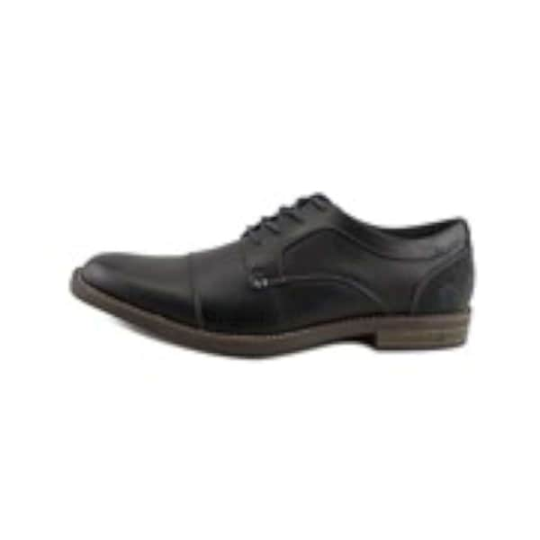 Original Penguin Mens wilbert Leather Lace Up Casual Oxfords