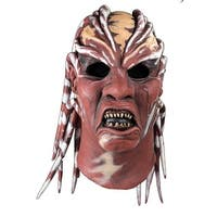 Clive Barker's Nightbreed Full Adult Costume Mask Peloquin - Multi