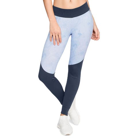 Under Armour Women's Unstoppable Ribbed Leggings (Large)