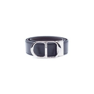 Christian Dior Men's Reversible Leather Belt