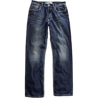 Tin Haul Jeans Mens Regular Joe Fit Dark 13-
