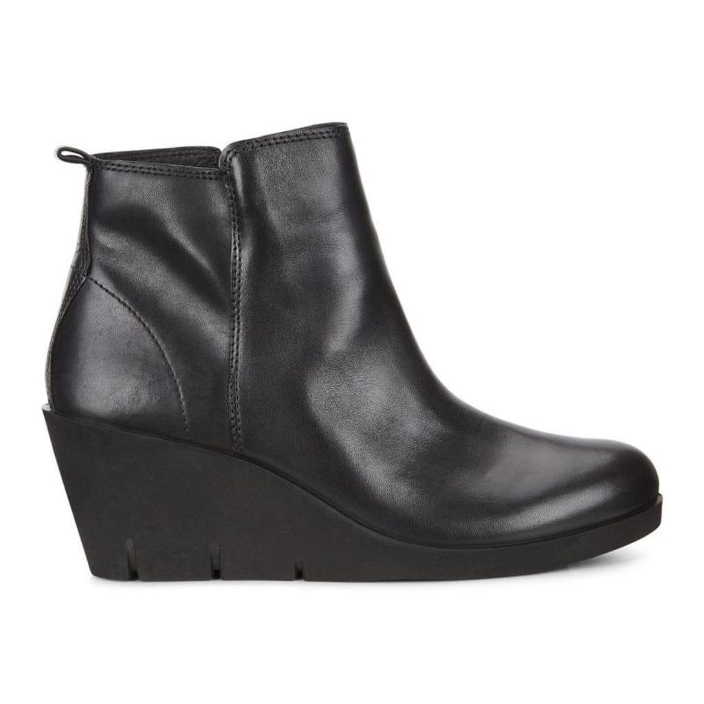 ECCO Womens Bella Round Toe Ankle Fashion Boots