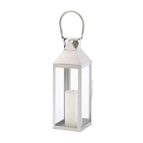 Indoor Manhattan Candle Lantern