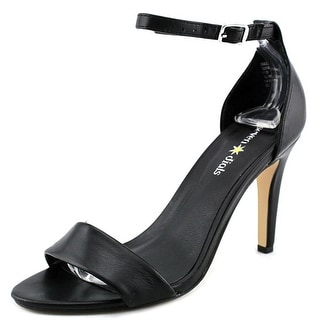 Seven Dials Wickford Women Black Sandals