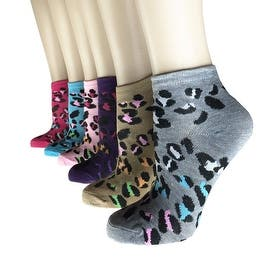 Women's 12 Pairs Pack Low Cut Colorful Fancy Design Ankle Socks|https://ak1.ostkcdn.com/images/products/is/images/direct/b057cf65316ee7cfb34fe231f8a013195fcaabf1/Women%27s-12-Pairs-Pack-Low-Cut-Colorful-Fancy-Design-Ankle-Socks.jpg?impolicy=medium