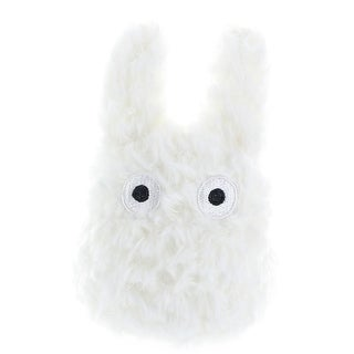 "Totoro 4.5"" White Plush - multi"
