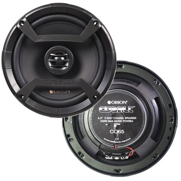 """Orion Cobalt 6.5"""" Coaxial Speaker"""