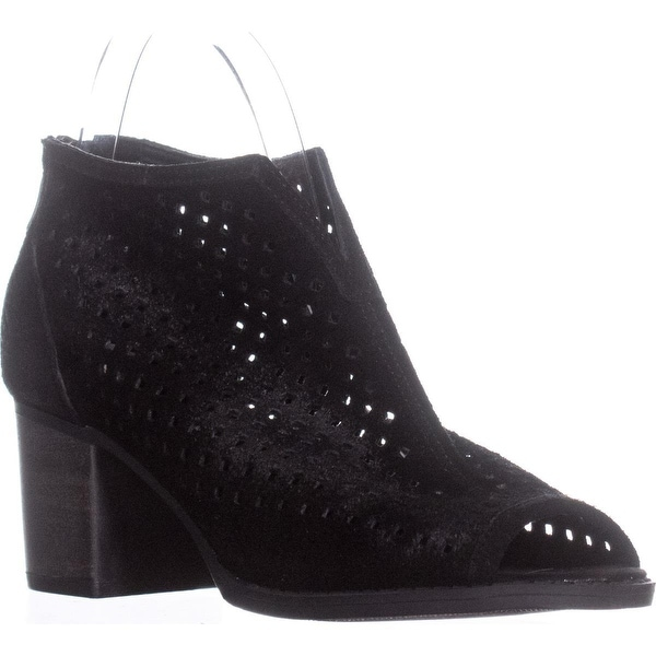 Dirty Laundry by Chinese Laundry Too Cute Ankle Booties, Black