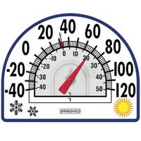 Springfield 91157 Seasons Window Cling Thermometer