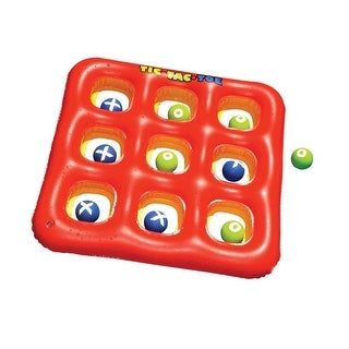 Water Sports Inflatable Kids Tic Tac Toe Swimming Pool Game
