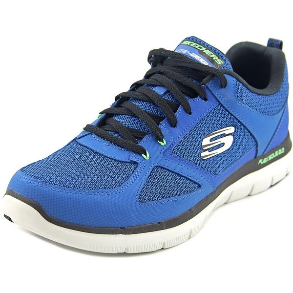 Skechers Equalizer 2.0 - True Balance   Round Toe Leather  Sneakers
