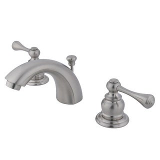 Kingston Brass KB94.BL  Vintage 1.2 GPM Deck Mounted Bathroom Faucet with Pop-Up Assembly