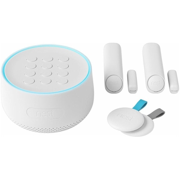 Nest Secure Alarm System Starter Pack