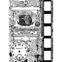"""Photograph - Tim Holtz Cling Rubber Stamp 2.5""""X3.5"""""""
