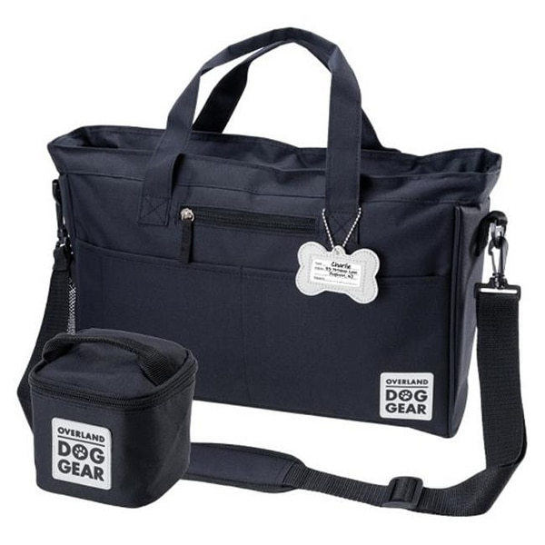 8b3fa63e02f4 Shop Overland Travelware 0DG15 Dog Gear Day Away Tote Bag - Free Shipping  On Orders Over  45 - Overstock - 26160886