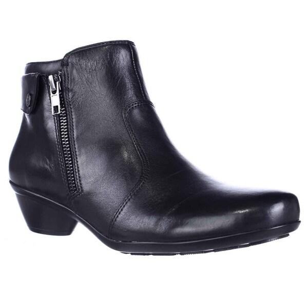naturalizer Haley Comfort Ankle Boots, Black