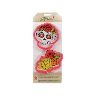 AMC Sugarbelle Cookie Cutter Set Day Of The Dead