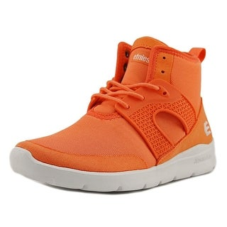 Etnies Beta W's Women Round Toe Synthetic Orange Skate Shoe