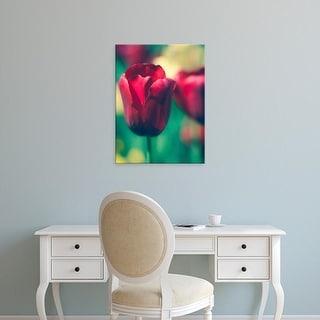 Easy Art Prints Sonja Quintero's 'Tulip Sway I' Premium Canvas Art