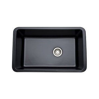 "Rohl 6307 31"" Allia Undermount Fireclay Kitchen Sink"