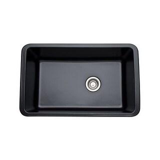 "Rohl 6307 31"" Allia Undermount Fireclay Kitchen Sink (2 options available)"