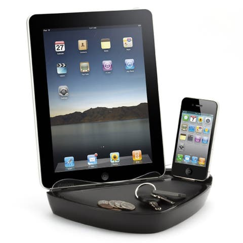 Griffin PowerDock Dual Charging Dock for 30-Pin Apple Devices