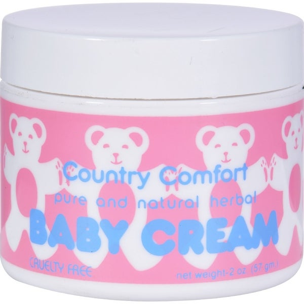 Country Comfort Baby Cream - 2 oz - 6 Pack