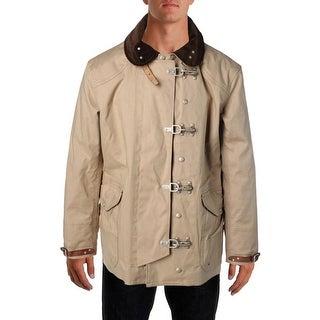 Polo Ralph Lauren Mens 2-In-1 Wool Blend Coat - XL