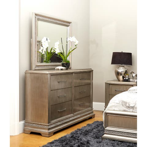 Blair Mirror - Platinum