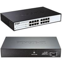 D-Link 16-Port Easysmart Gigabit Ethernet Switch (Dgs-1100-16)