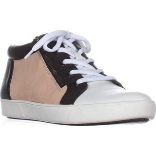 naturalizer Motley High-Top Casual Sneakers, Black Multi