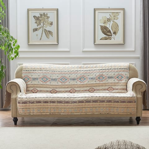 The Curated Nomad San Carlos Reversible Sofa/Couch Protector