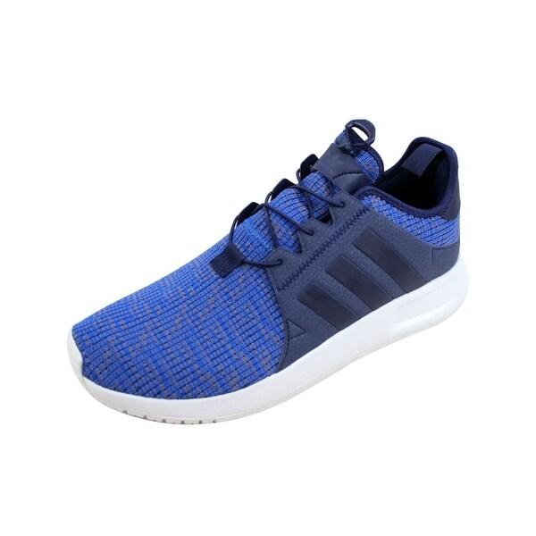 ee09547cca5b65 Shop Adidas Men s X PLR Dark Blue Dark Blue-White BB2900 - Free ...